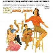 Wanda Jackson: There's A Party Goin' On - Plak