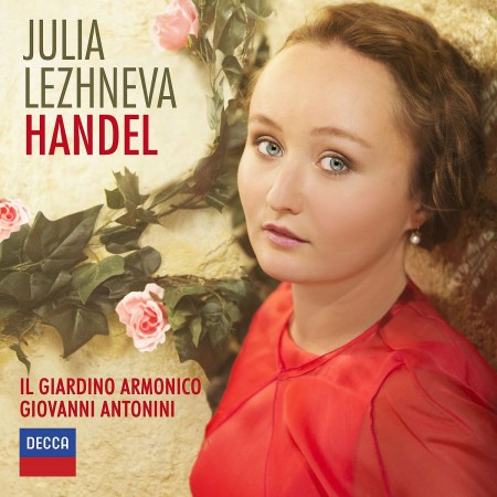 Julia Lezhneva: Handel - CD