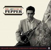 Art Pepper: The Artistry Of Pepper - Plak