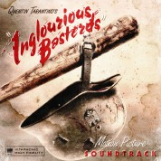 Çeşitli Sanatçılar: OST - Quentin Tarantino's Inglourious Basterds - CD