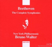 Bruno Walter: Beethoven: Complete Symphonies - CD