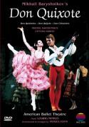 American Ballet Theatre: Minkus: Don Quixote (Mikhail Baryshnikov) - DVD