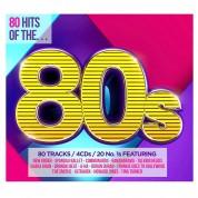 Çeşitli Sanatçılar: 80 Hits Of The 80's - CD