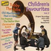 Children's Favourites, Vol. 2: Original Recordings (1933-1952) - CD