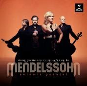 Artemis Quartet: Mendelssohn: String Quartets No: 2, 3, 6 - CD