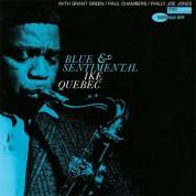 Ike Quebec: Blue & Sentimental - Plak