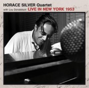 Horace Silver: Live In New York 1953 - CD