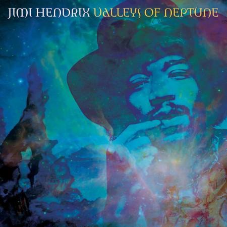 Jimi Hendrix: Valleys Of Neptune - Plak