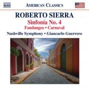 Giancarlo Guerrero, Nashville Symphony Orchestra: Sierra: Sinfonía No. 4, Fandangos & Carnaval - CD