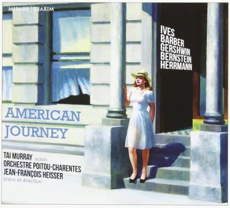 Tai Murray, Orchestre Poitou-Charentes, Jean-François Heisser: American Journey - CD