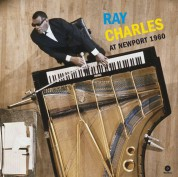Ray Charles: At Newport 1960 - Plak