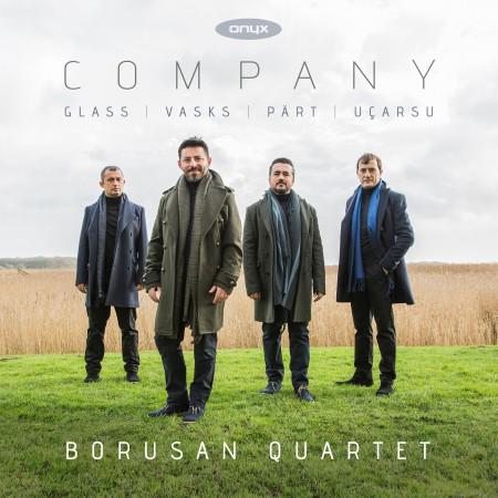 Borusan Quartet: Company - CD
