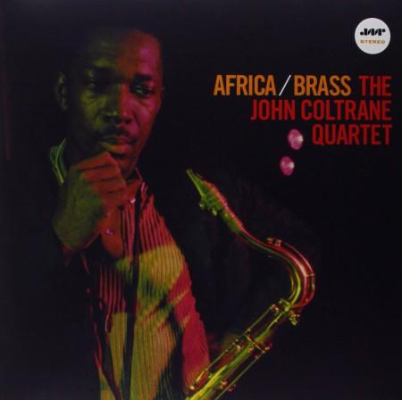 John Coltrane: Africa / Bass - Plak
