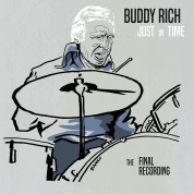 Buddy Rich: Just In Time: The Final Recording - Plak