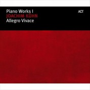 Joachim Kühn: Piano Works I: Allegro Vivace - CD