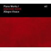 Joachim Kühn: Piano Works I: Allegro Vivace - CD