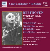 Beethoven: Symphony No. 6 (De Sabata) (1947) - CD