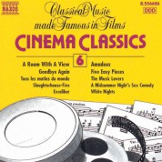Cinema Classics, Vol.  6 - CD