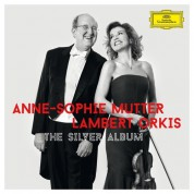 Anne-Sophie Mutter, Lambert Orkis: Anne-Sophie Mutter - The Silver Album - CD