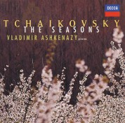 Vladimir Ashkenazy: Tchaikovsky: The Seasons - CD