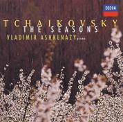 Vladimir Ashkenazy: Tchaikovsky: The Seasons - CD