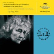 Elly Ney: Beethoven: Piano Sonatas Nos. 8, 14, 23, 31 - Plak
