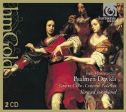 Cantus Cölln, Concerto Palatino, Konrad Junghanel: Schütz: Psalmen Davids - CD
