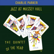 Charlie Parker: Jazz At Massey Hall - CD