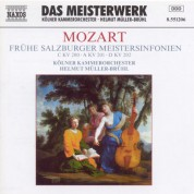 Mozart: Early Salzburg Master Symphonies (Symphonies Nos. 28, 29 and 30) - CD
