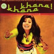 Çeşitli Sanatçılar: Khana Khana - CD