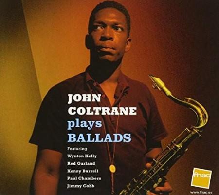 John Coltrane: Plays Ballads - Digipack - CD