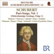 Ulrich Eisenlohr: Schubert: Lied Edition 32 - Part Songs, Vol. 1 - CD