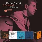 Kenny Burrell: 5 Original Albums - CD