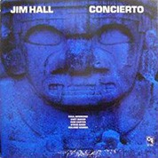 Jim Hall: Concierto - Plak