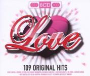 Çeşitli Sanatçılar: Original Hits - Love - CD