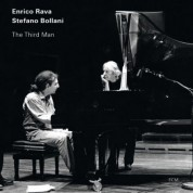 Enrico Rava, Stefano Bollani: The Third Man - CD