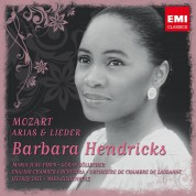 Barbara Hendricks: Mozart: Arias & Lieder - CD