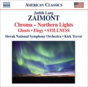 Kirk Trevor: Zaimont: Chroma - Northern Lights - CD