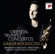 Gabor Boldoczki: Oriental Trumpet Concertos - CD