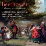Çeşitli Sanatçılar: Beethoven: Folk Song Arrangements - CD