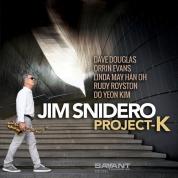 Jim Snidero: Project-K - CD