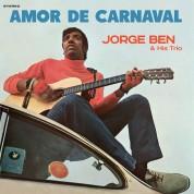 Jorge Ben & His Trio - Amor De Carnaval - Plak