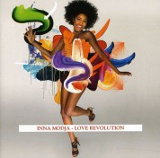 Inna Modja: Love Revolution - CD
