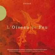 Hassan Tabar, Bijan Chemirani: Firebird - CD