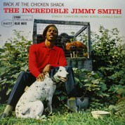 Jimmy Smith: Back At The Chicken Shack - Plak