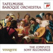 Tafelmusik Baroque Orchestra – The Complete Sony Recordings - CD
