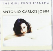 Antonio Carlos Jobim: The Girl From Ipanema - CD