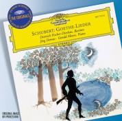 Dietrich Fischer-Dieskau, Gerald Moore, Jörg Demus: Schubert: Goethe-Lieder - CD