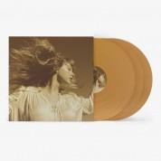 Taylor Swift: Fearless Taylor's Version (Gold Vinyl) - Plak