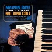 Marvin Gaye: A Tribute To The Great Nat King Cole - Plak